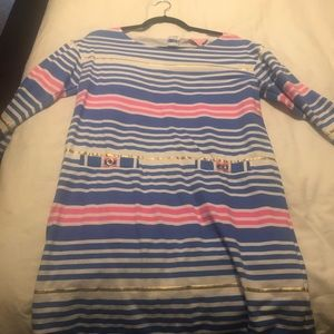 Lilly Pulitzer Boat Neck Dress